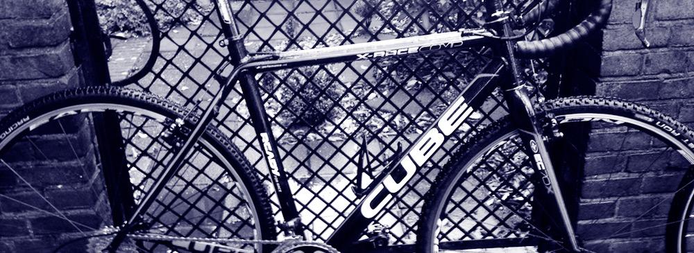Bartandbikes-Cube cyclecrosser