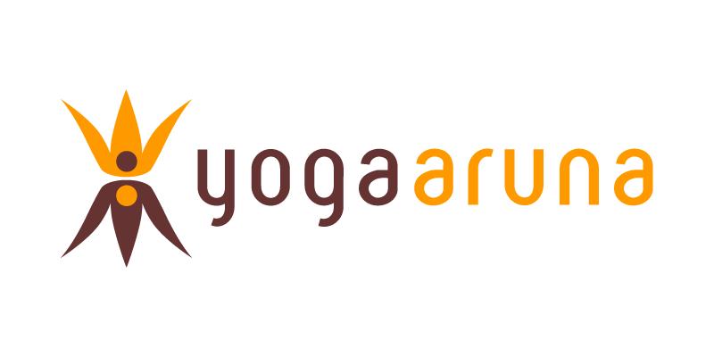 Yoga Aruna logo