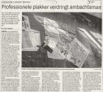 Staking en opheffing Drukkerij Doornroosje Nijmegen