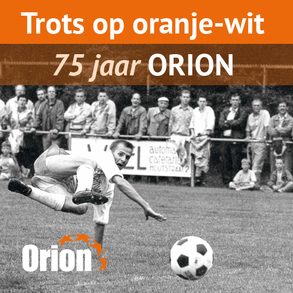 Bartswerk Grafisch Interactief en Webdesign-jubileum boek Orion