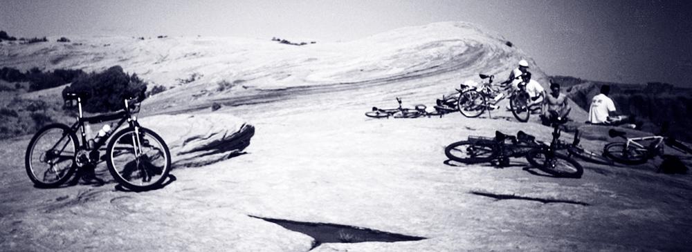 Bartandbikes-Moab slickrock trail