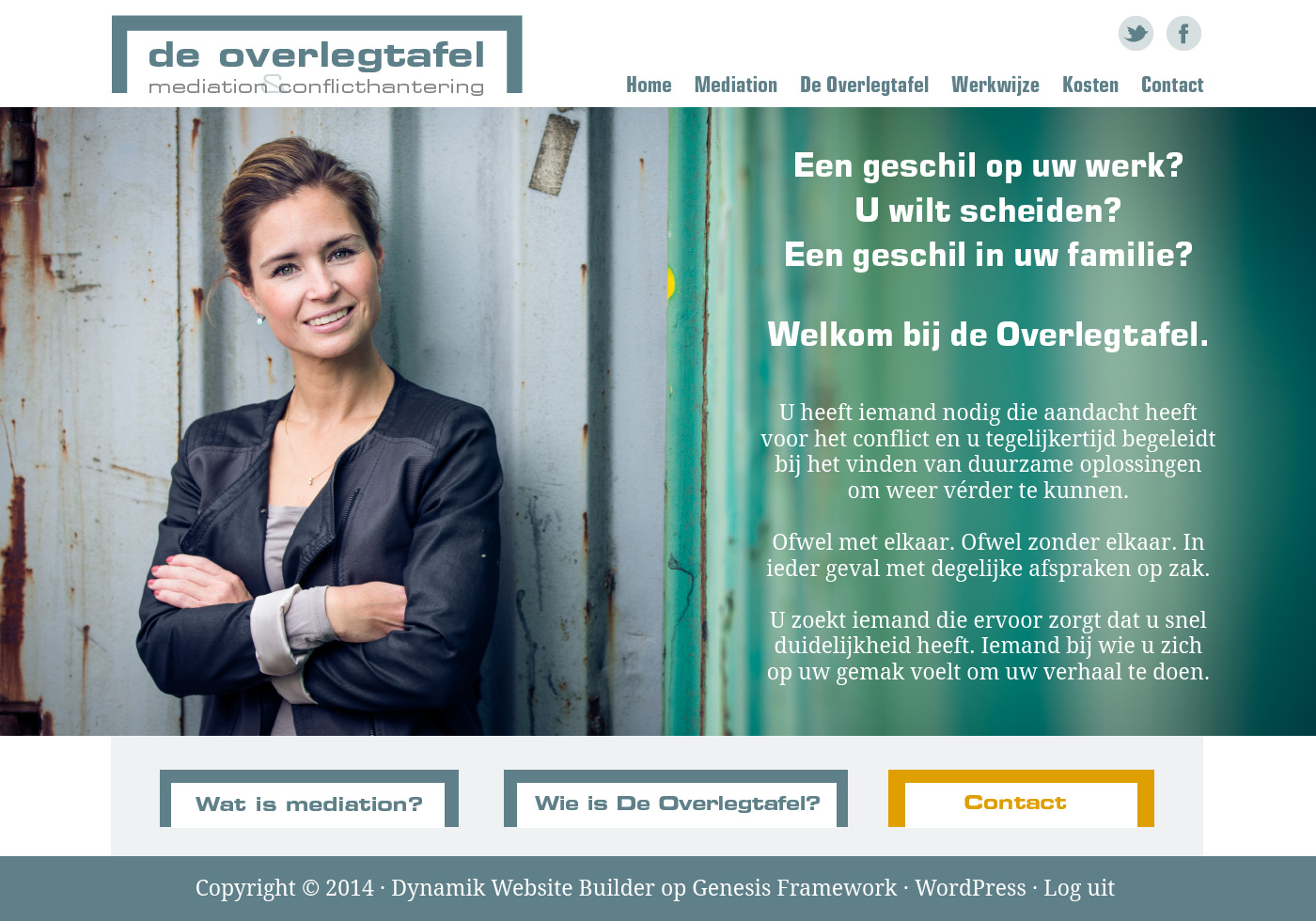 Bartswerk Overlegtafel website