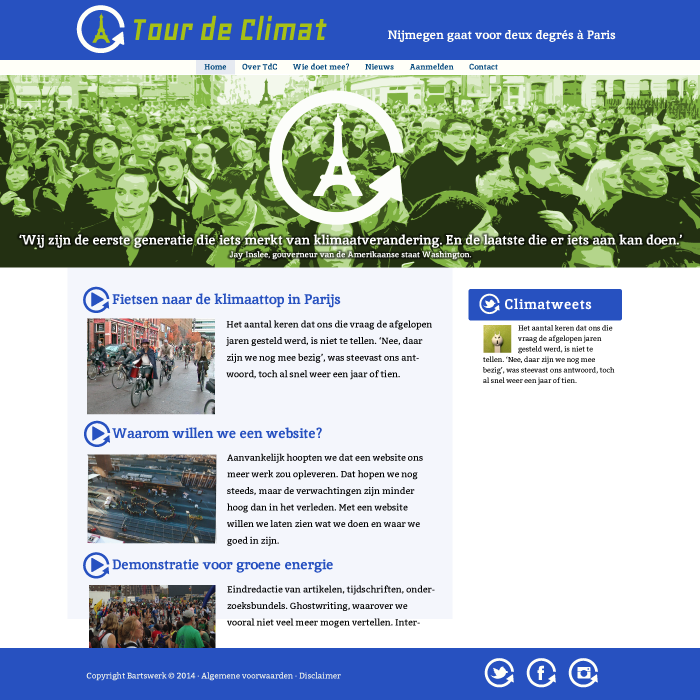 Tour-de-Climat-website
