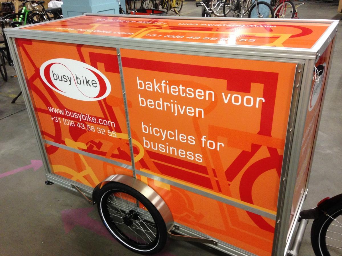 20160414-100 Busybike bakfiets